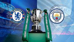 Indosport - Chelsea vs Manchester City