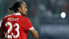 Indosport - Rohit Chand kembali ke Persija Jakarta.