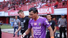 Indosport - Wawan Hendrawan saat akan melawan PSIS