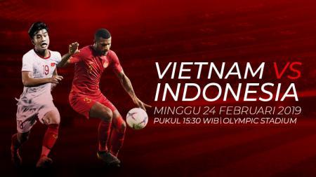 Prediksi Vietnam vs Indonesia - INDOSPORT