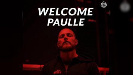 Rekrutan teranyar Persija Jakarta untuk Liga 1 2019, Steven Paulle. - INDOSPORT