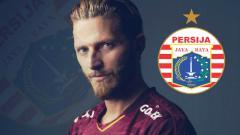 Indosport - Steven Paulle, bek asing baru Persija Jakarta.