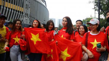 Fans Vietnam - INDOSPORT