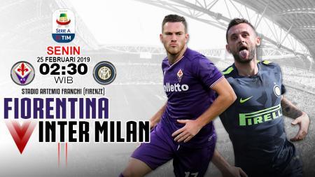 Pertandingan Fiorentina vs Inter Milan - INDOSPORT