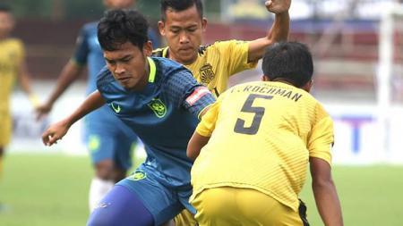 Hasil Pertandingan PSIS vs BHAYANGKARA - INDOSPORT