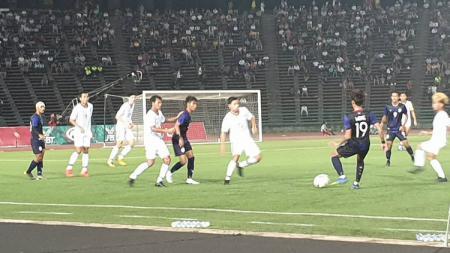 Semifinal Piala AFF U-22: Kamboja vs Thailand - INDOSPORT