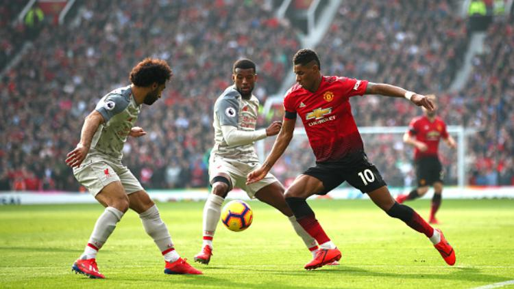 Manchester United vs Liverpool Copyright: GettyImages