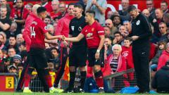 Indosport - Manchester United vs Liverpool