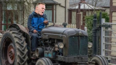 Rooney dikabarkan akan menjadi petani jika pensiun nanti - INDOSPORT