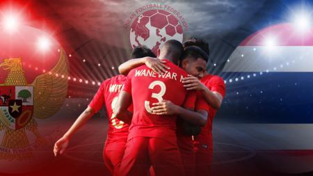 Jelang Final Piala AFF U-22, 3 hal yang bisa buat Timnas Indonesia kalahkan Thailand. - INDOSPORT
