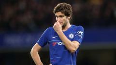 Indosport - Raksasa sepak bola Serie A Liga Italia, Inter Milan, tertarik pada pemain Chelsea, Marcos Alonso, yang harganya selangit.