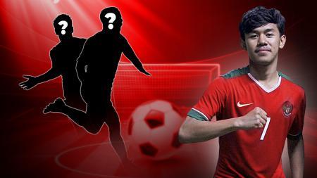3 Eksekutor unggulan Timnas U-22 di babak adu penalti. - INDOSPORT