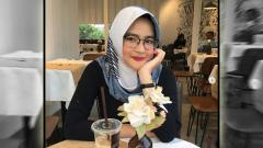 Indosport - Putri Alvira Melianti, Kekasih Luthfi Kamal.