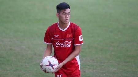 Nguyen Tien Linh, pemain Becamex Binh Duong dan Timnas Vietnam - INDOSPORT