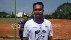 Indosport - Pemain anyar Persib Bandung, Saepulloh Maulana.