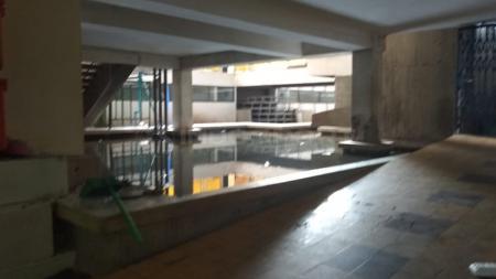 Bangunan tua di National Olimpic Stadium Venue lokasi final Piala AFF U-22 2019. - INDOSPORT