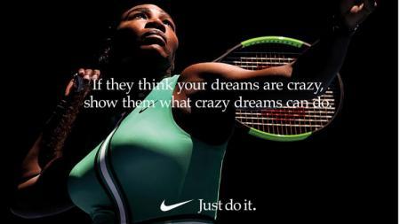 Nike luncurkan iklan tentang peran wanita dalam olahraga. - INDOSPORT