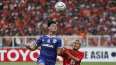 Indosport - Becamex Binh Duong ungguli Persija Jakarta dalam hal peringkat klub Asia.