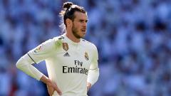 Indosport - Pemain Real Madrid, Gareth Bale.