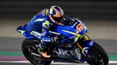 Indosport - Pembalap Suzuki, ALex Rins