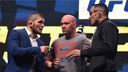Berikut empat daftar pertarungan mengerikan Ultimate Fighting Championship (UFC) yang tak pernah terjadi atau sulit diselenggarakan. - INDOSPORT