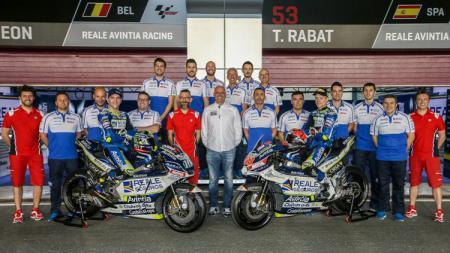 Tim MotoGP Reale Avintia Racing - INDOSPORT