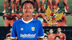 Indosport - Beckham Putra dan Timnas Indonesia U-22
