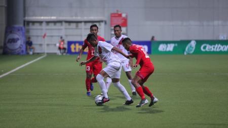 Home United vs PSM Makassar. - INDOSPORT