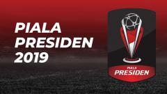 Indosport - Logo Piala Presiden 2019