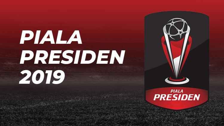 Logo Piala Presiden 2019 Copyright: INDOSPORT