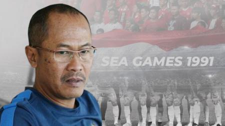Edy Harto legendaris kiper Timnas Indonesia - INDOSPORT
