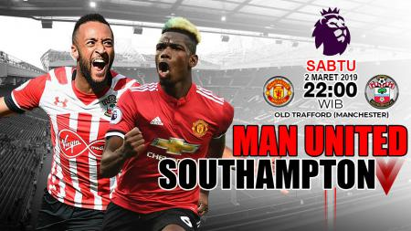 Pertandingan Man United vs Southampton - INDOSPORT