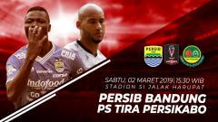 Indosport - Prediksi Persib Bandung vs TIRA Persikabo.