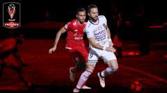 Indosport - Mengenang laga pembuka Piala Presiden Bali United vs Persija Jakarta