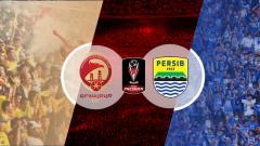 Indosport - Tiga pertandingan sepanjang Piala Presiden yang dibanjiri penonton
