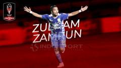 Indosport - Zulham Zamrun