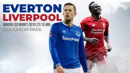 Prediksi Everton vs Liverpool - INDOSPORT