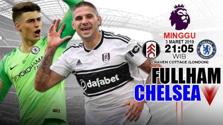 Fullham vs Chelsea (Prediksi) - INDOSPORT