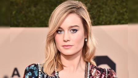 Brie Larson, pemeran Captain Marvel. - INDOSPORT