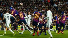 Indosport - Real Madrid alami nasib sial bertubi-tubi jelang laga LaLiga Spanyol bertajuk El Clasico kontra Barcelona.