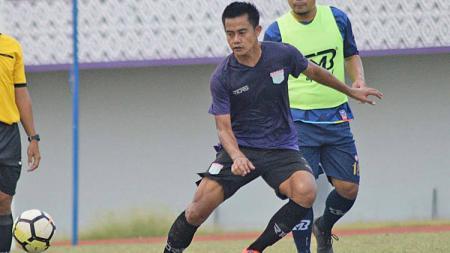 Eks Persija Jakarta, Muhammad Roby bergabung dengan Persita Tangerang. - INDOSPORT
