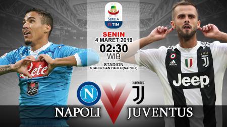 Pertandingan Napoli vs Juventus - INDOSPORT