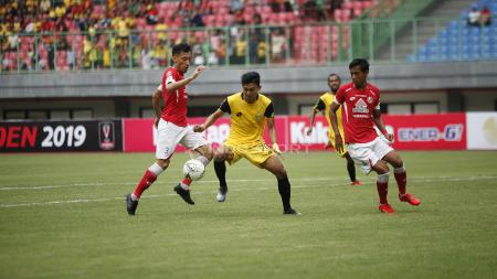 Bhayangkara FC vs Semen Padang. - INDOSPORT