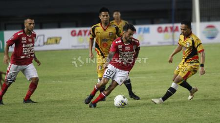 Bali United vs Mitra Kukar - INDOSPORT