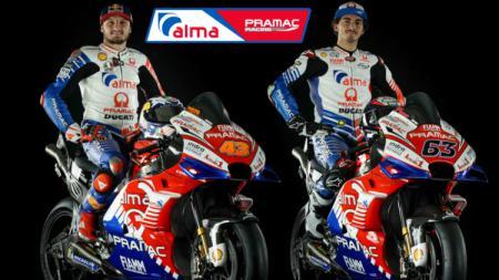 Peserta MotoGP 2019: Team Alma Pramac Racing - INDOSPORT
