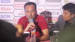 Indosport - Fabio Lopez, mantan pelatih Borneo FC.