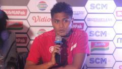 Indosport - Fachrudin Aryanto dalam jumpa pers Piala Presiden