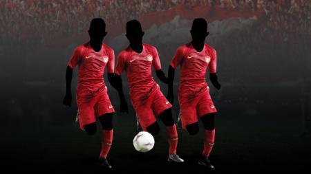 Ini tiga pemain awam yang dipanggil ke Timnas U-22 - INDOSPORT