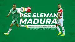 Indosport - Prediksi PSS Sleman vs Madura United