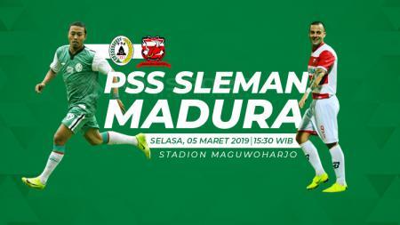 Prediksi PSS Sleman vs Madura United - INDOSPORT